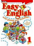 ELI - Easy English with games activities 1 + CD