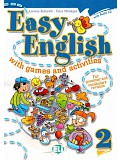 ELI - Easy English with games activities 2 + CD