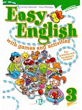 ELI - Easy English with games activities 3 + CD