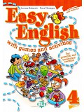 ELI - Easy English with games activities 4 + CD