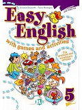 ELI - Easy English with games activities 5 + CD