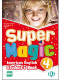 ELI - Super Magic 4 - Teacher's Book + 2 Audio CDs