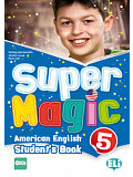 ELI - Super Magic 5 - Student´s Book