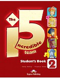 Incredible Five 2 - Student´s Book