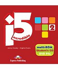 Incredible Five 2 - Student´s multi-ROM (Student´s Audio CD / DVD Video PAL)