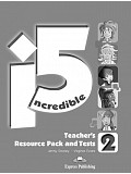 Incredible Five 2 - Teacher´s Resource Pack & Tests