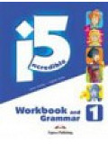 Incredible Five 1 - Workbook & Grammar Book + ieBook with Digibook App.