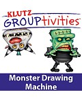 Klutz - Doctor Frankensketch´s Monster Drawing machine