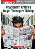 Timesaver - Newspaper Articles to get Teenagers Talking