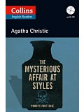 COLLINS  The Mysterious Affair at Styles (incl. audio CD)