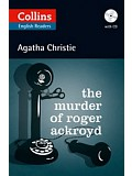 COLLINS  The Murder of Roger Ackroyd (incl. audio CD)