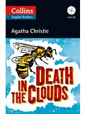 COLLINS  Death in the Clouds  (incl. audio CD)