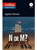 COLLINS  N or M?  (incl. audio CD)