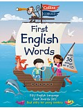 COLLINS First English Words (incl. audio CD)