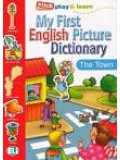 ELI - My First English Picture Dictionary - The Town