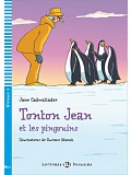 ELI - F - Poussins 3 - Tonton Jean et les pinguins - readers + CD