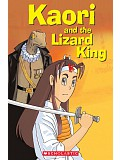 Secondary Level Starter: Kaori and the Lizard King - book+CD