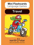 Mini Flashcards Language Games - Travel