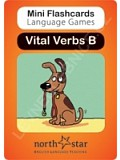 Mini Flashcards Language Games - Vital Verbs B
