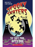 Secondary Level Starter: Spooky Skaters - The Skate Park After Dark - book+CD