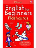 Usborne - English for Beginners Flashcards