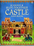 Usborne - Slot-together castle with an Usborne book
