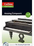 Collins English Readers 2 - Amazing Composers with CD