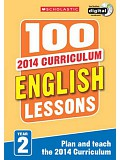 Scholastic - 100 English Lessons: Year 2
