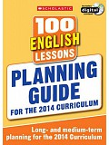 Scholastic - 100 English Lessons: Planning Guide