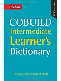 Collins COBUILD Intermediate Learner´s Dictionary (third edition)