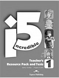 Incredible Five 1 - Teacher´s Resource Pack & Tests