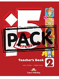Incredible Five 2 - Teacher´s Book (interleaved with Posters)