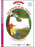 ELI - F - Poussins 2 - Le renard et les raisins - readers + Downloadable Multimedia