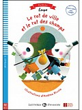 ELI - F - Poussins 3 - Le rat de ville et le rat des champs - readers + Downloadable Multimedia