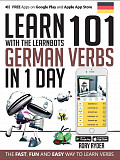 Learn with the LearnBots 101 - German verbs