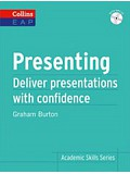 COLLINS Presenting - Deliver presentations with confidence + CD