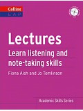 COLLINS - Lectures - Learn listening and note-taking skills + CD