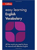 Collins Easy Learning English Vocabulary second edition 2015
