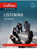 Collins English for Business: Listening (incl. 1 audio CD)