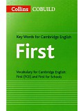 Collins Key Words FCE First and First for Schools