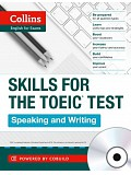 Collins Skills for the TOEIC Test: Speaking and Writing (incl. audio CD)