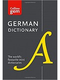 Collins Gem German Dictionary (12th ed.)