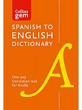 Collins Gem Spanish Dictionary (Tenth ed.)