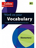 Collins Work on your Vocabulary - Elementary