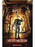 Secondary Level 1: Night at the Museum - book