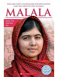 Secondary Level 1: Malala - book+CD