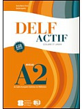 ELI - Delf Actif A2 Scolaire et Junior - book + 2CD