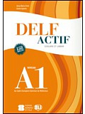 ELI - Delf Actif A1 Scolaire et Junior - book + 2CD