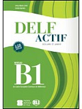 ELI - Delf Actif B1 Scolaire et Junior - book + 2CD