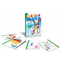 Magica Italia 1 - Pack da 64 Carte illustrate